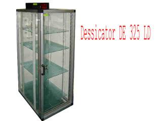ตู้ลดความชื้น , Desiccator Cabinet แบบใช้ชุดควบคุม รุ่น DE-325LD 7