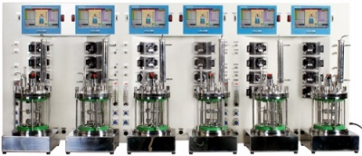 ถังหมัก เครื่องหมัก Lab Fermentor Biotron Model LiFlus GM