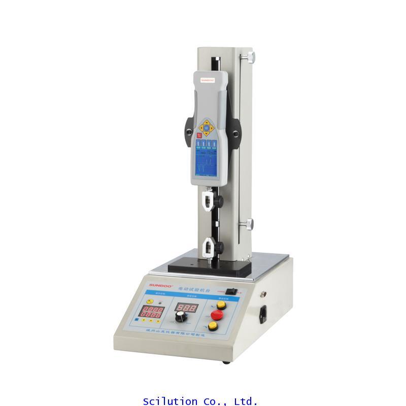 เครื่องทดสอบแรงดึง SJX Electric Vertical Test Stand รุ่น SJX Series