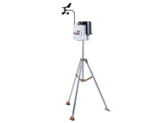 ชุดตรวจวัดสภาพอากาศ วัดความเร็วลม  WatchDog 2900ET Weather Station 1