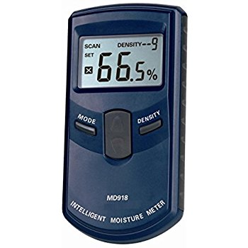 เครื่องวัดความชื้นในไม้ Wood moisture meter Model MD-918