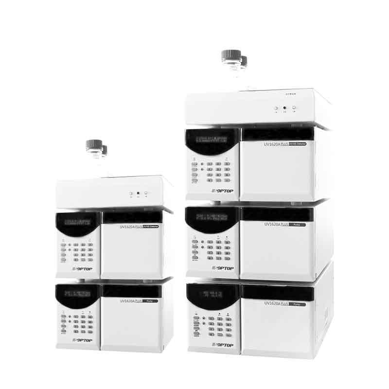 โครมาโทกราฟเหลวความดันสูง  HPLC LC1620BPlus Gradient System
