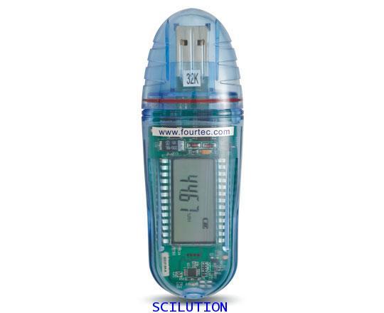เครื่องวัดอุณหภูมิและบันทึกอุณหภูมิ รุ่น Microlite 5032P-A