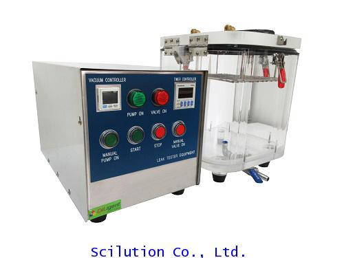 เครื่องทดสอบการรั่วบรรจุภัณฑ์ Leak Tester Chamber Model TL-501
