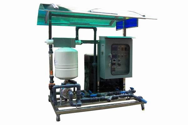 ชุดทดสอบการเกิดตะกรันในน้ำ Deposit Monitoring Unit