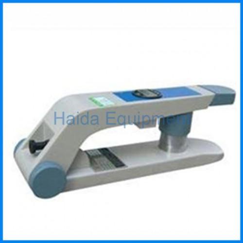 เครื่องทดสอบความนุ่มนวลของหนัง Leather Softness Tester HD-328A