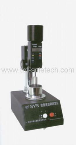 เครื่องทดสอบ ของเหลวและพลาสติก Liquid and Plastic Limit Tester