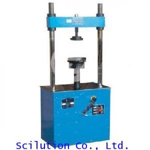 อุปกรณ์ทดสอบแรงสำหรับวัสดุทางเดิน Strength Testing Device for Pavement Material (LQ-100)