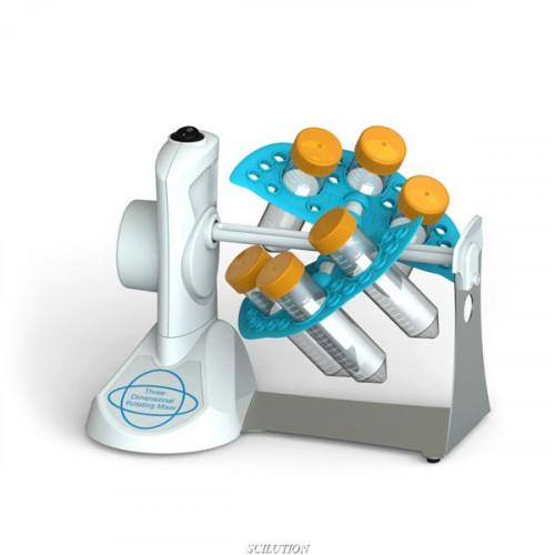 Mixing substances Three-Dimensional Rotating Mixer Model RH-18.