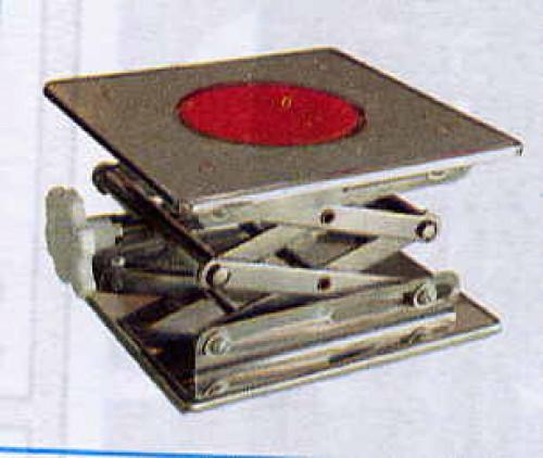 อุปกรณ์ปรับระดับความสูง LAB JACK 30x30 cm. Stainless Steel รุ่น CO14-3