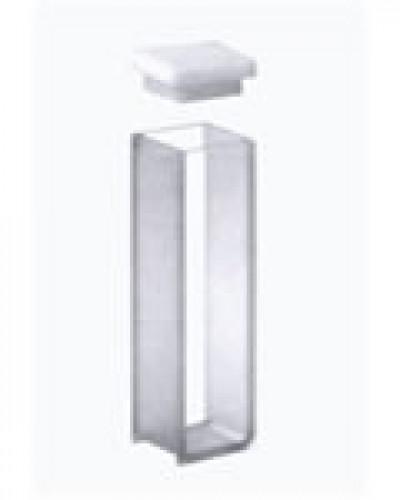 Glass Cuvette Path Length 10 mm คิวเวทแก้ว ความยาว 10 มม