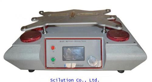 เครื่องทดสอบการขัดถู Martindale Martindale Abrasion Tester HAIDA Model HD-207