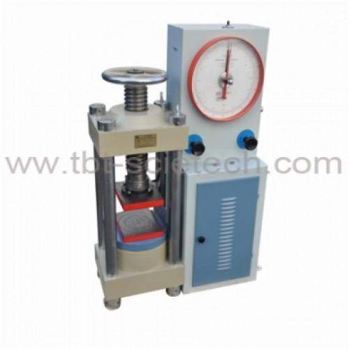 เครื่องทดสอบการบีบอัด dial Gauge Compression Testing Machine w/dial Gauge (TYE-1000/2000)