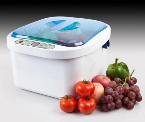 ล้างผัก อาหาร ทำความสะอาดด้วย โอโซน Ozone Ultrasonic รุ่น KD-6002