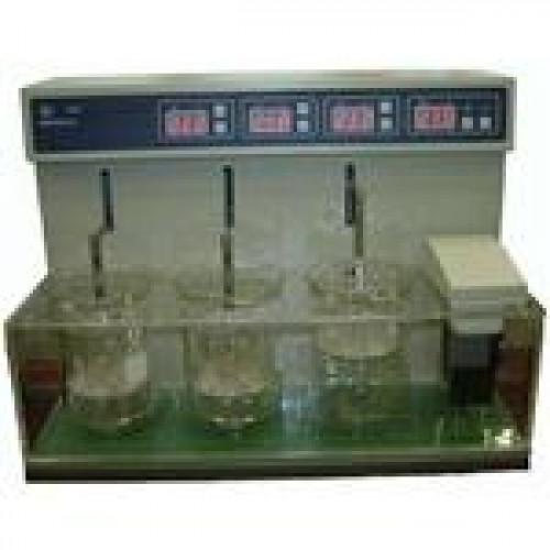 เครื่องทดสอบการแตกตัวยา , R BJ-3 Disintegration Tester