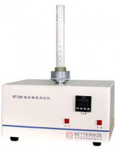 เครื่องทดสอบ ความหนาแน่น ยา ผง Tapped Density Apparatus รุ่น BT-300-1
