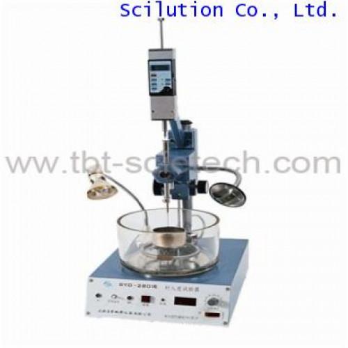 เครื่องวัดความถ่วงจำเพาะ (SYD-2801E) Penetrometer (SYD-2801E)
