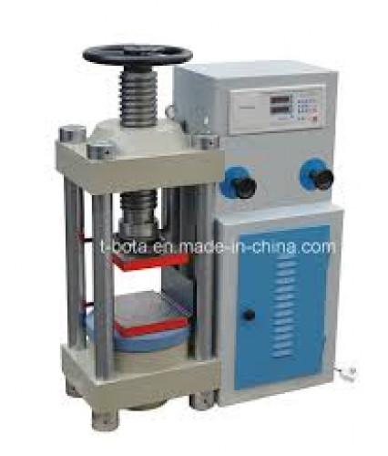 เครื่องทดสอบการบีบอัด Compression Testing Machine w/digital Display (TYA-1000/TYA-2000)