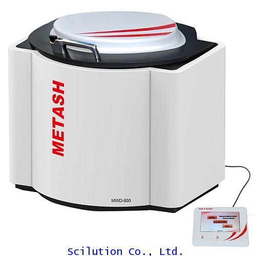 เครื่องย่อยสลายตัวอย่างด้วยระบบไมโครเวฟ Microwave Digestion System รุ่น MWD-600