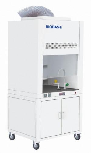 ตู้กำจัดเชื้อ ตู้ลดไอกรด ตู้ระบาย อากาศเสีย Chemical Fume Hood Biobase FH series Fume Hood