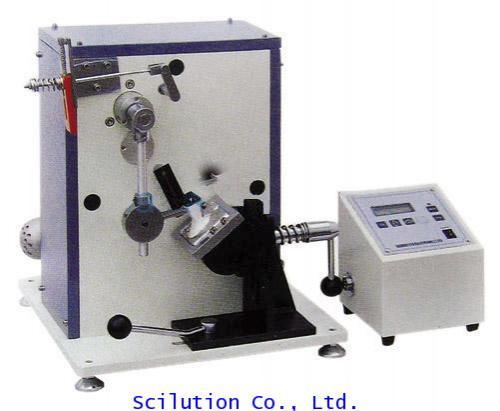 เครื่องทดสอบส้นรองเท้า Shoe heel  testing machine HAIDA Model HD-P801