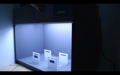 ตู้เทียบสี ตู้แสงเทียบสี เปรียบเทียบสี  วัดสี light Matching Box รุ่น S-60 3