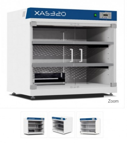 ตู้อบแห้งเครื่องแก้ว   ตู้อบแห้งเครื่องแก้ว  GLASSWARE DRYING OVEN Model XAS series