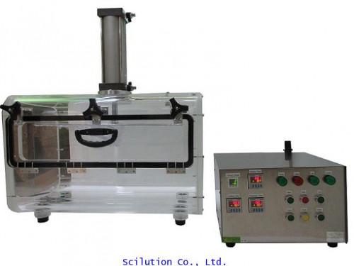 เครื่องทดสอบการรั่วบรรจุภัณฑ์ Test Leak Digital Vacuum Controller with Hydraulic