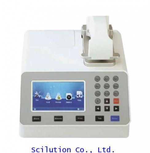สเปกโทรโฟโตมิเตอร์ UV Vis Spectrophotometer (Micro-volume) รุ่น AE-BIO500