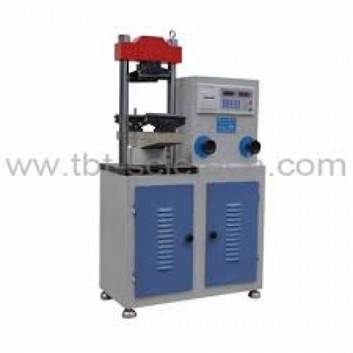 ความยืดหยุ่นและแรงอัดไฮดรอลิค Hydraulic Flexure and Compression Testing Machine (TYA-100C)