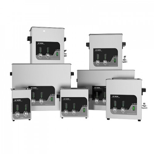GT SONIC T-series units with double ultrasonic power