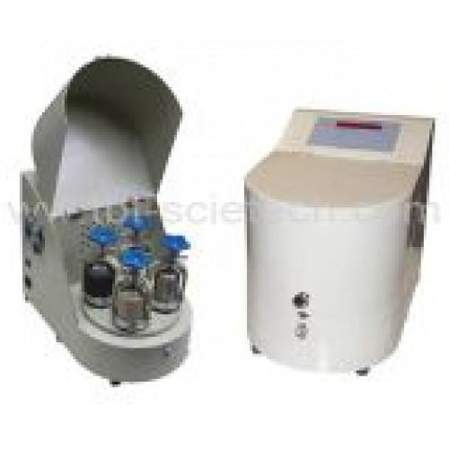 เครื่องบดด้วยลูกบอล  QM Series (ประเภทเกียร์) QM Series Planetary Ball Mill (gear type)