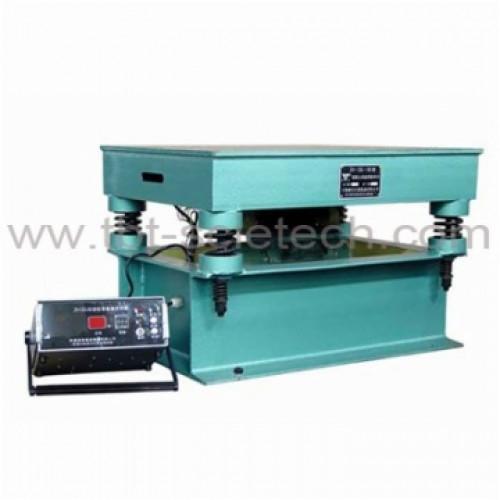 เครื่องเขย่า สำหรับแม่พิมพ์คอนกรีต (ZH.DG-80)Vibrating Table For Concrete Mould (ZH.DG-80)