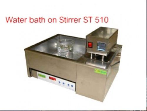 อ่างน้ำร้อน พร้อมเครื่องกวนสาร ระบบดิจิตอลWater Bath Diligent with Stirrer รุ่น St-500