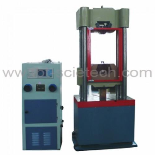 เครื่องทดสอบอเนกประสงค์ Universal Testing Machine w/digital Display (WA-1000B)