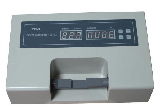 HARDNESS TESTER เครื่องวัดความแข็งเม็ดยา , เครื่องวัดความแข็งยา YD-3 Tablet Hardness Tester