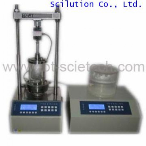 เครื่องทดสอบ Triaxial แบบเต็มรูปแบบอัตโนมัติ (TSZ-1)