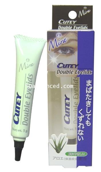 (ขายส่ง 1 โหล) กาวติดขนตา คุณภาพญี่ปุ่น ...มิร่า MIRA (สีเทาดำ)