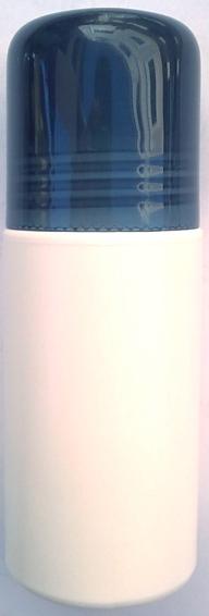 ชุดโรลออนขนาด 60 มล.+ฝาสีดำใส+ลูกกลิ้ง (บรรจุ 10 ชิ้น)