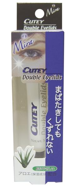 (ซื้อ2แถม1)กาวติดขนตา คุณภาพญี่ปุ่น ...มิร่า MIRA(สีเทาดำ)