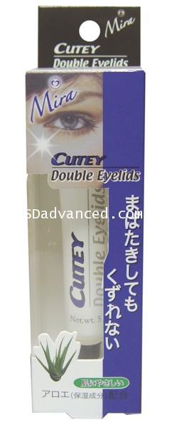 (ลดสูงสุด75เปอร์เซ็นต์) กาวติดขนตา คุณภาพญี่ปุ่น ...มิร่า MIRA(สีเทาดำ)
