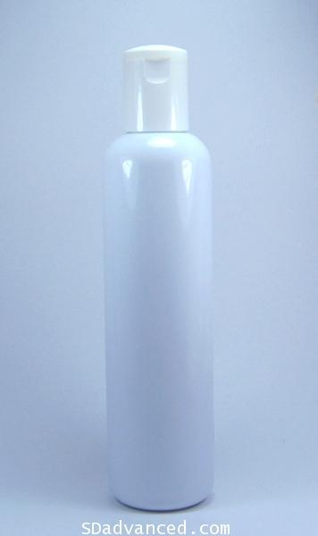 ขวดโลชั่นสีขาวขุ่น 250 มล.+ฝาสีขาว (บรรจุ 1000 ชิ้น)