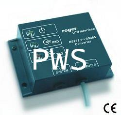 UT-2 Communication interface  RS485 <-> RS232