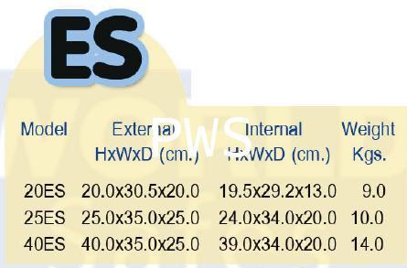 Electronic Safe ES - อิเล็กทรอนิกส์เซฟ อีเอส 1