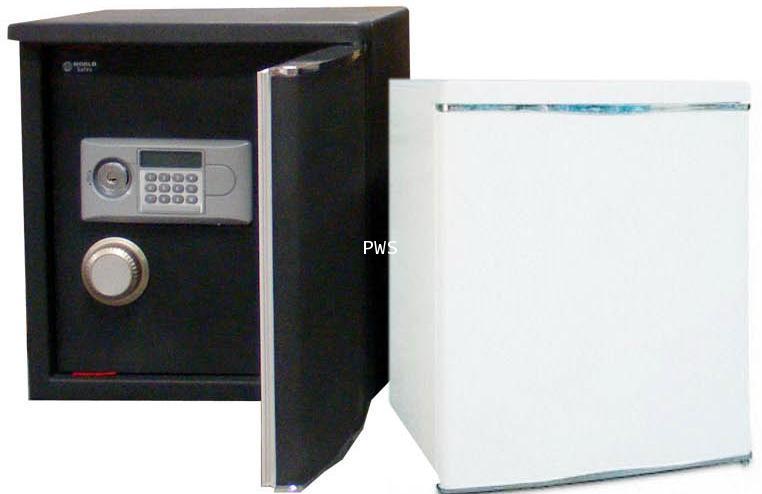 World Safe Refrigerator Safe 480 - ตู้เซฟทรงตู้เย็น