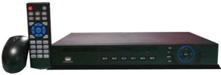 DVR5208A - 8 Channels Digital Video Recorder