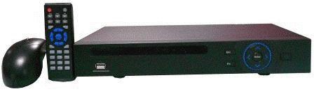 DVR5108H - 8 Channels Digital Video Recorder