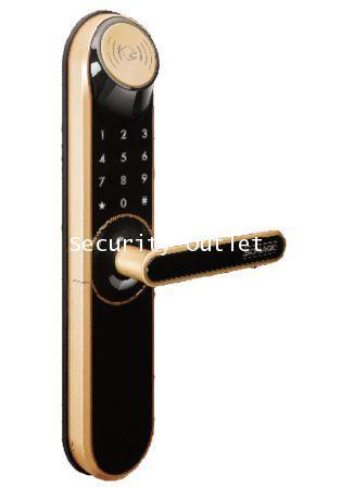 ชุดมือจับประตูอิเล็คทรอนิกส์ล็อค ชาลเลจ SEL2.0MFK 1