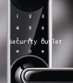 ชุดมือจับประตูอิเล็คทรอนิกส์ล็อค ชาลเลจ SEL2.0MFK 2
