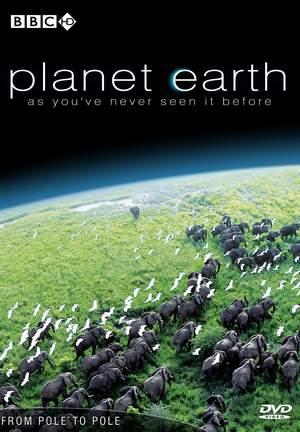 Planet Earth (5 แผ่น)